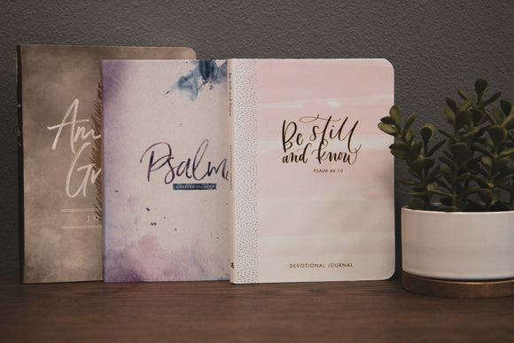 Journaling is a great way to deepen your walk with God! Our Christian, inspirational selection includes high quality choices for men and women.