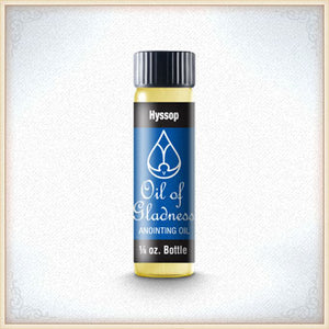 Anointing Oil Hyssop