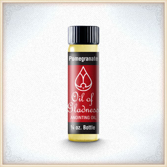 Anointing Oil Pomegranate