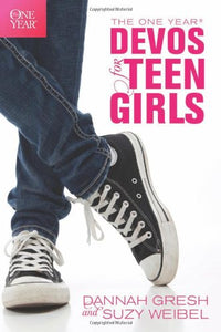 1 Year Devos For Teen Girls by Dannah Gresh