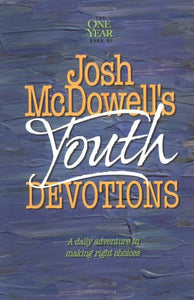 1 Year Book Of Josh Mcdowell's Youth Devotions