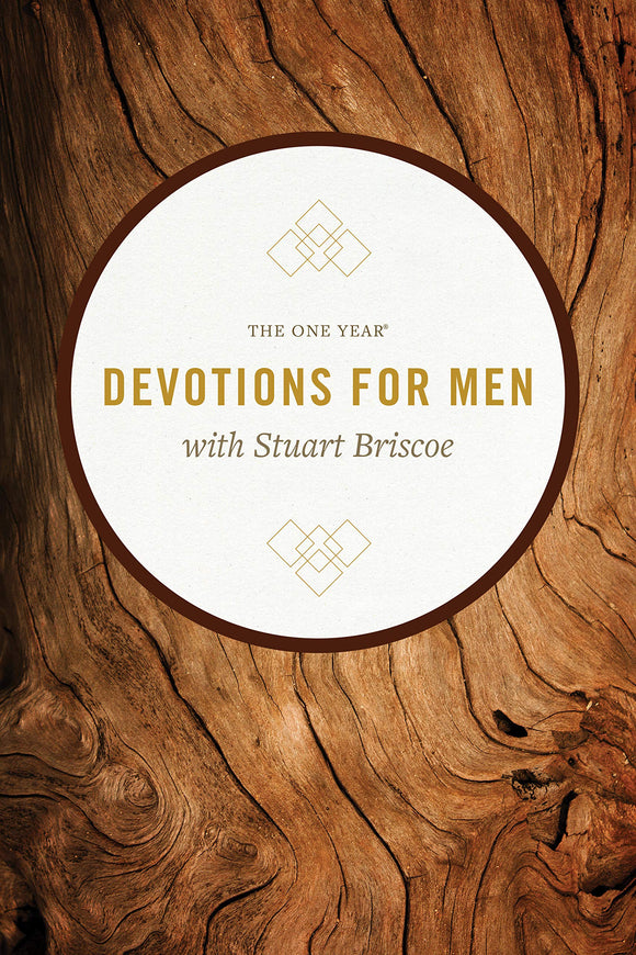 1 Year Book Of Devotions For Men by Stuart Briscoe