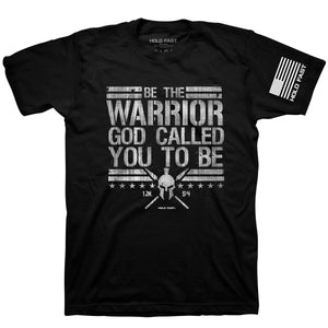 Warrior t-shirt by kerusso. Part of the Hold Fast Collection.