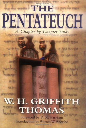 The Pentateuch : A Chapter by Chapter Study by W.H. Griffith Thomas is a christian classic that offers insightful introduction and commentary on each book of the Pentateuch!
