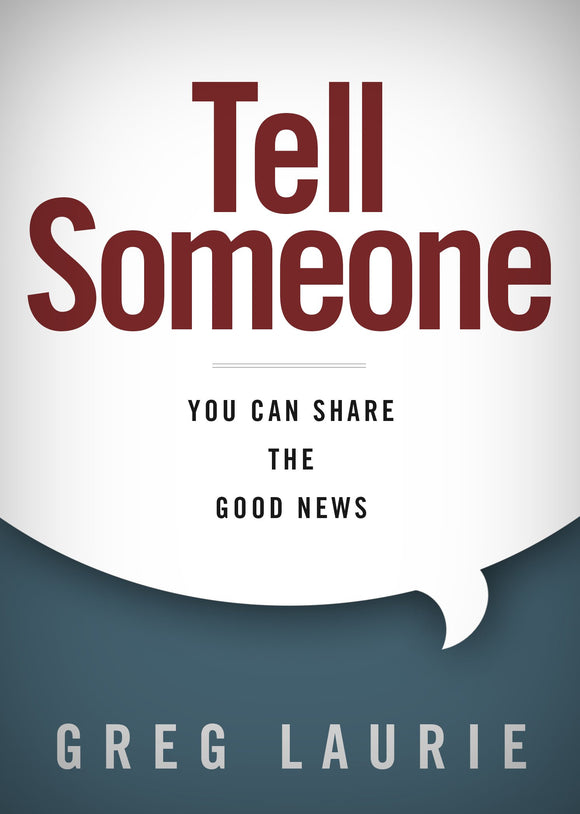 Tell Someone : You Can Share the Good News by Greg Laurie is a great book on evangelism.