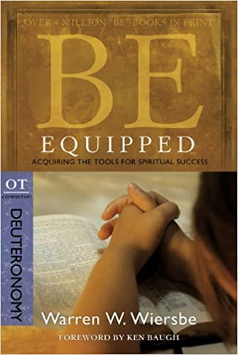 Be Equipped by Warren Wiersbe