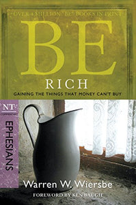 Be Rich commentary by Warren Wiersbe