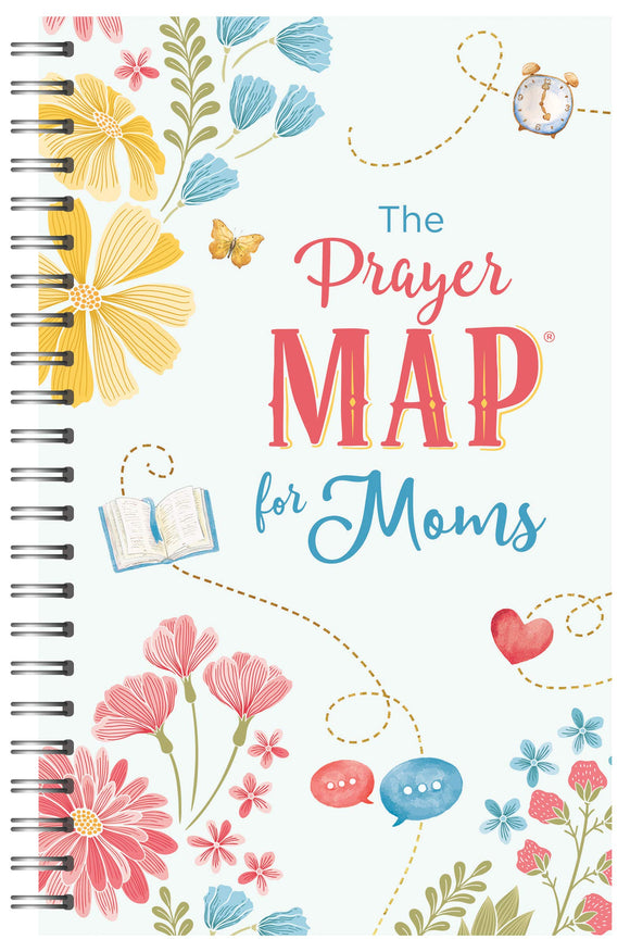 The Prayer Map For Moms