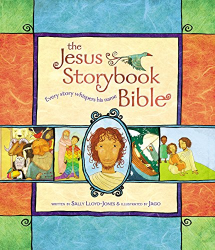 The Jesus Storybook bible is a great bible for kids. Easy to read with colorful illustrations, this children's bible is perfect for ages 2-7.