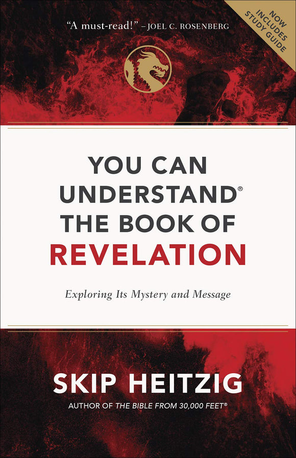 You Can Understand the Book of Revelation by Skip Heitzig will help you understand bible prophecy, and grow in your walk with God.