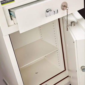Burton Safe High Sec Grade 2 Dual Locking Deposit Safe 2020