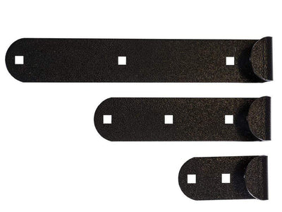 Burton Safes Door Guard Hasp Garage And Shed Door Guard Hasp 100mm