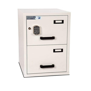 Burton Anti-Tilt Electronic Fire Resistant Filing Cabinet In Uk 2020