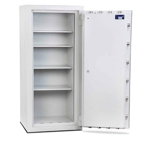 Burton Eurovault Aver Electronic 3 Shelves Pin Code Locking Safe In Uk