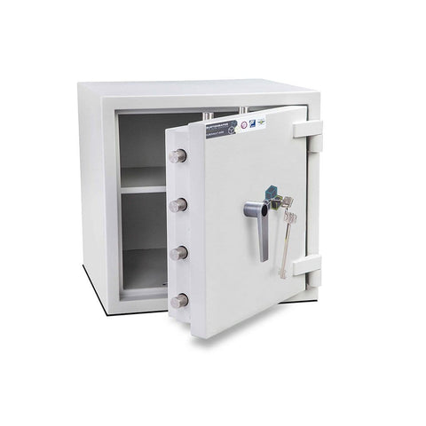 Burton Eurovault Cash & Jewellery Fireproof Safe For Home & Office