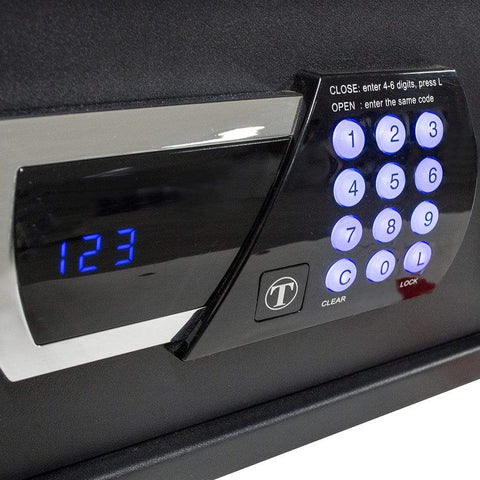 Image of Burton Security Cash & Jewellery Electronic Pin Code Hotel Safe 2020