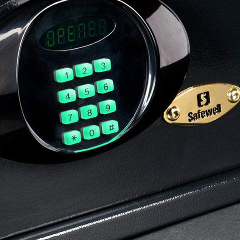 Best Burton Lambent Cash & Jewellery Pin Code Safe In Uk Online
