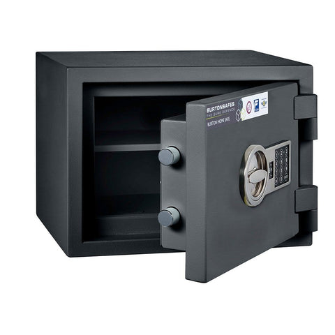 Image of Best Eurograde 0 Electronic  Burton Cash & Jewellery Home Safe 2020
