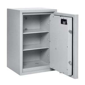 Burton Eurovault Aver Eurograde 0 Electronic White Locking Safe In Uk