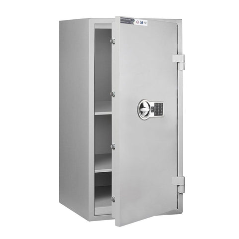 Image of Burton Eurovault Aver Eurograde 0 Electronic Cash White Safe In Uk