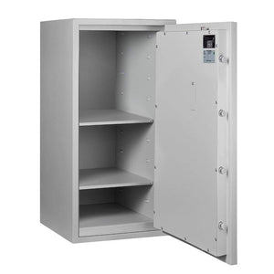 Burton Eurovault Aver Eurograde 0 Electronic Cash White Safe In Uk