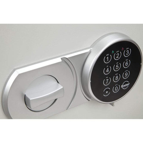 Burton Firebrand Fireproof Cash & Jewellery Pin Code Safe For Home