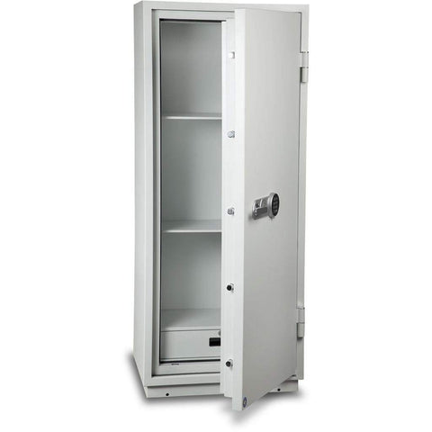 Burton Firebrand Fireproof 3 Shelve Pin Code Safe For Home and Office