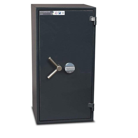 Burton Firesec 10/60 Cash & Jewellery Fireproof Pin Code Safe 2020