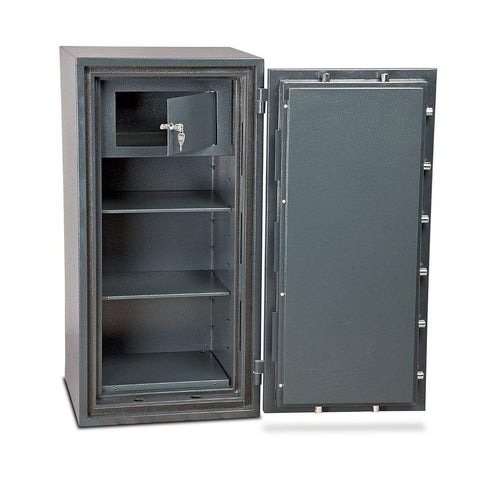 Burton Firesec 10/60 Cash & Jewellery Key Locking Fireproof Safe 2020