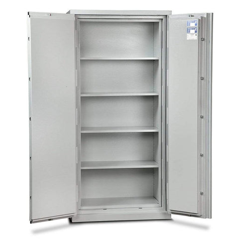 Burton Firesec 10/60 Fireproof Cash & Jewellery Dual Locking Safe 2020