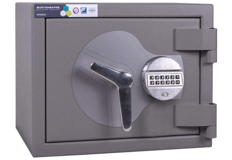 Image of burtonsafes security safe Burton Eurovault Amario G3 Size 1E