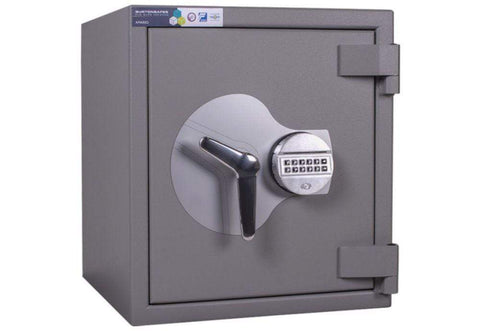 Image of burtonsafes security safe Burton Eurovault Amario G3 Size 2E