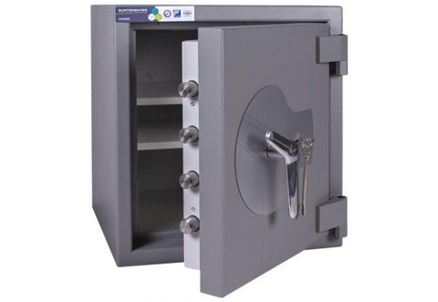 Image of burtonsafes security safe Burton Eurovault Amario G3 Size 2K