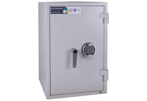 Image of burtonsafes security safe Burton Eurovault Aver G1, Size 3 E