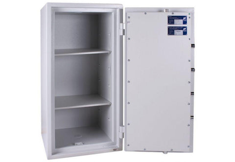 Image of burtonsafes security safe Burton Eurovault Aver G1, Size 4 E
