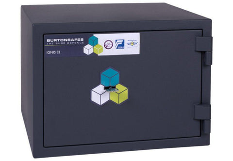 Image of burtonsafes security safe Burton Ignis S2 Size 0 K