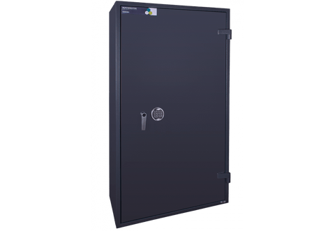 Image of burtonsafes security safe Burton Warden LFS 14 Gun Cabinet E