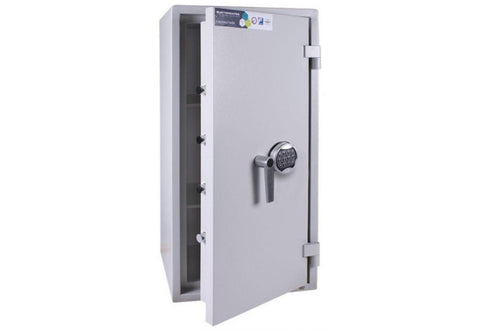 Image of burtonsafes security safe Copy of Eurovault Aver LFS G0 Size 3 E