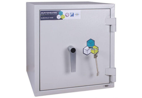 Image of burtonsafes security safe Eurovault Aver LFS G1 Size 2 K