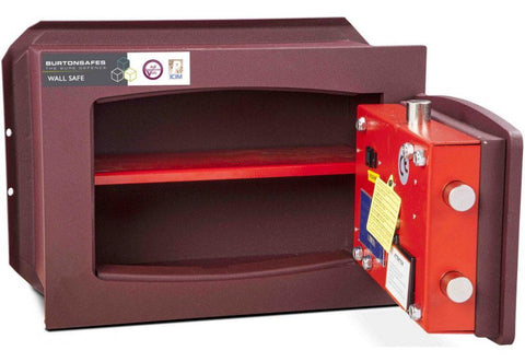 Image of burtonsafes Wall Safe Unica Wall Safe Size 1 E