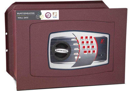burtonsafes Wall Safe Unica Wall Safe Size 1 E