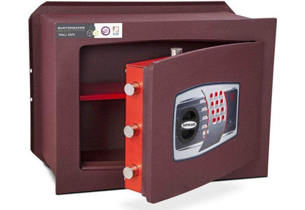 burtonsafes Wall Safe Unica Wall Safe Size 2 E
