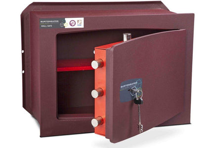 burtonsafes Wall Safe Unica Wall Safe Size 2 K
