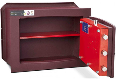 Image of burtonsafes Wall Safe Unica Wall Safe Size 2 K