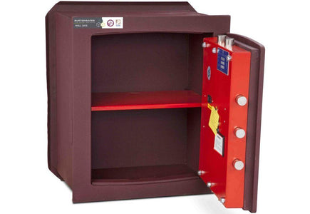 burtonsafes Wall Safe Unica Wall Safe Size 3 E