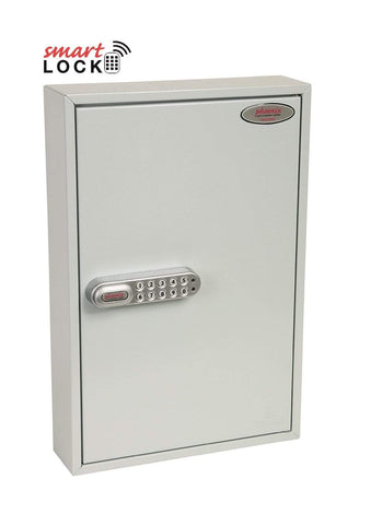 Phoenix Commercial 64 Hook Key Cabinet With Net Code Electronic Lock