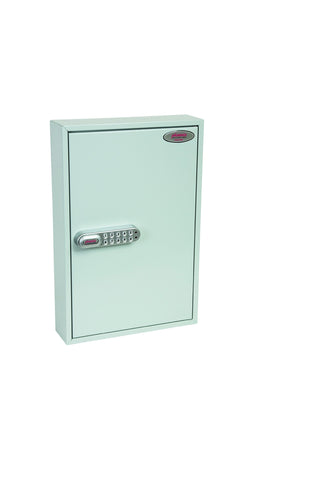 Image of Phoenix Commercial 64 Hook Key Cabinet With Net Code Electronic Lock