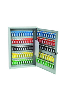 Phoenix Commercial Key Cabinet Phoenix Commercial Key Cabinet KC0603S 100 Hook with Electronic Lock & Push Shut Latch.