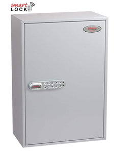 Phoenix Commercial Key Cabinet Phoenix Commercial Key Cabinet KC0605N 300 Hook with Net Code Electronic Lock.