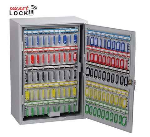 Image of Phoenix Commercial Key Cabinet Phoenix Commercial Key Cabinet KC0605N 300 Hook with Net Code Electronic Lock.